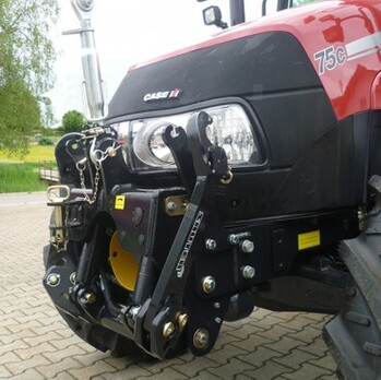 Sauter Front Linkage and PTO CASE | Ag Attachments Limited